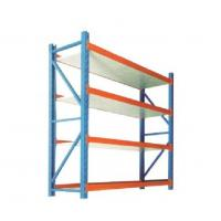 China Warehouse Storage Shelves Adjustable Stainless Steel Shelving Powder Coated on sale