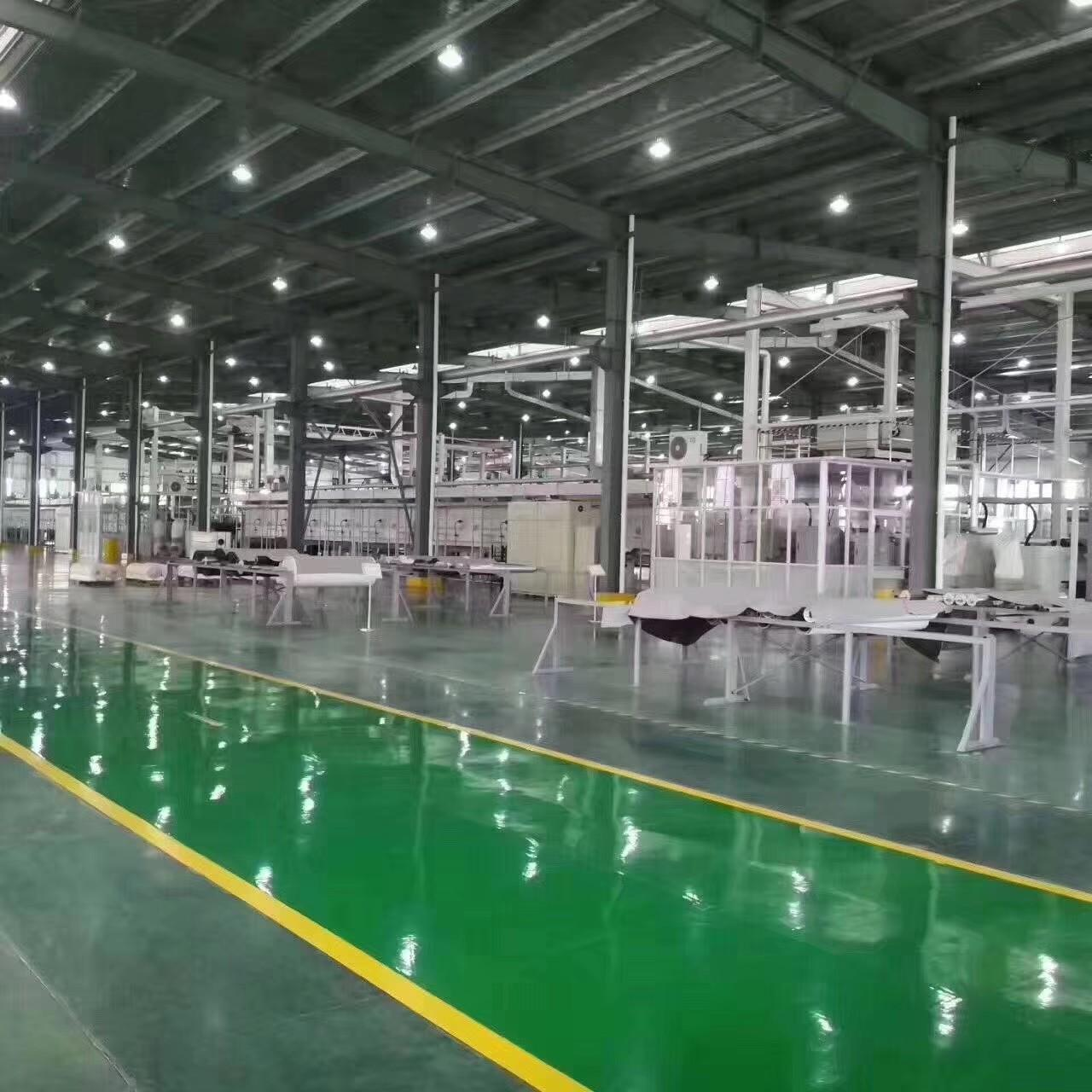 New material epoxy flooring on hot selling Manufactures