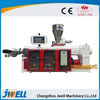 China Wall Panels Single Screw Extruder Machine Fire Prevention Anti Corrosion on sale