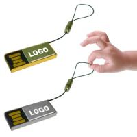 Promotional super mini USB 2.0 flash drive 128MB - 32GB with engraved or printing logo Manufactures