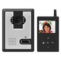 Wireless Video Door Phone With 300 Meters Transmission Distance Manufactures