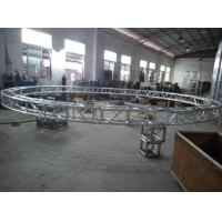Durable Circle Truss 300 x 300 4meter Spigot  For Lighting Show Manufactures