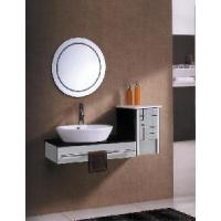 Stainless Steel Bathroom Furniture (F-3145) Manufactures