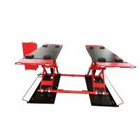 220V  Electrical Scissor Lift Flexible Operating System with CE Certification Manufactures