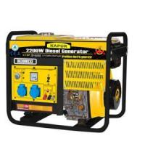 Diesel Generator 2000W Manufactures