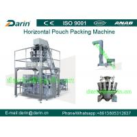 Jinan Automatic Pouch Packing Machine  / Automatic Grocery Packing Machine Manufactures