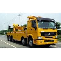 Road recovery vehicle tow wrecker car carrier truck for sale Manufactures
