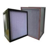 China Professional  Air Filter Hepa Air Filters H13 Air Purifier Filter for Clean room on sale