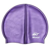 Durable Purple Swimming Hat Manufactures