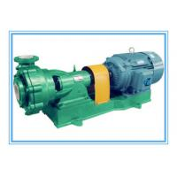 China Plastic End Suction Horizontal Centrifugal Slurry Pump For Sodium Hydroxide on sale