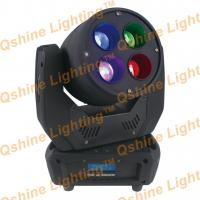 30W High Power Moving Head Lighting 3 In 1 AC110 ~ 240V For Disco / Club Manufactures