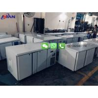 China Foshan Yanman UNDER COUNTER REFRIGERATOR&FREEZER for salad selling on sale