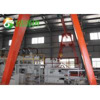High Frequency 380V Fiber Cement Board Production Line Good Heat And Sound Insulation Manufactures