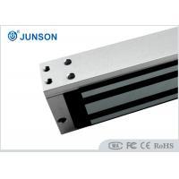 Single Door Electromagnetic Lock 12/24V DC JS-350S Fail Safe With Lock Sensor for sale