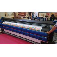 Dx7 Printhead Large Format Inkjet Printer Large Scale Epson Banner Printer Manufactures