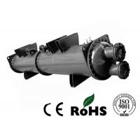 Tube Pass Falling Film Heat Exchanger R22 Refrigerant For Water Chiller Manufactures