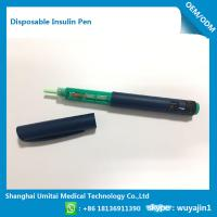 China Prefilled Disposable Insulin Pen / Prefilled Insulin Syringes For Diabetes on sale