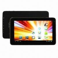 Tablet PC, 10.1-inch Capacitive Touch Screen, Android 4.0, CPU: Allwinner A10, 1.2GHz Manufactures