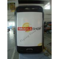 Advertising Inflatable Product Replicas Mobile Phone Model Lead Free Wind Resistance Manufactures