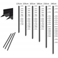 HDG 3000mm star picket Manufactures