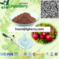 Cranberry extract Manufactures
