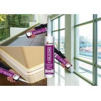 China White Color Neutral Silicone Sealant For Metal Roofing One Component on sale