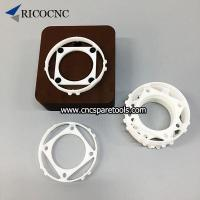 China bottom white plastic locating ring for Biesse vacuum Pods of CNC machining center on sale