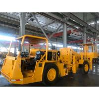 China Service Vehicle RS-3 Single-Arm Lift Underground Haul Truck for Mining And Tunneling on sale
