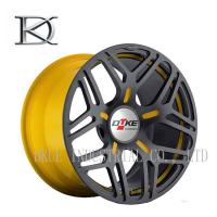 Quality Large Aluminum OEM Replica Wheels 14 Inch Lightweight 100 / 110 PCD for sale