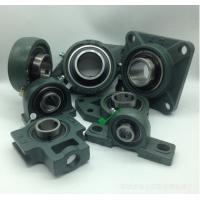 72mm ID Steel Pillow Block Bearings UCT207 For Conveying Machinery Certified  ISO9001 Manufactures