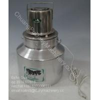 220 - 240v / 50 - 60hz Low Noise Milk Mixer Machine Wih Stainless Steel Material Manufactures