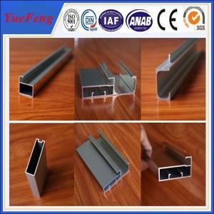 China sandblasting cabinet aluminum profiles factory/ OEM industrial sandblast cabinet Manufactures