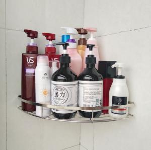 Good Looking Bathroom Storage Shelves Corrosion Resistance Fit - Room Design Manufactures