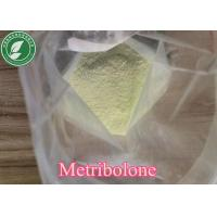 Pharma Grade Steroid Powder Metribolone Methyltrienolone For Bodybuilding Manufactures