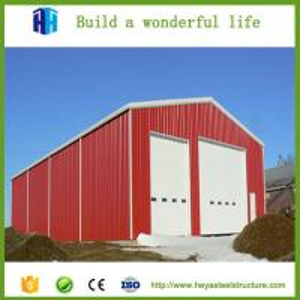 China Prefabric barns prefabricated metal warehouse building manufacturer china on sale