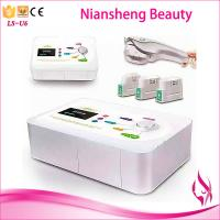 Professional face lift and wrinkle remove hifu ultrasound therapy machine Manufactures