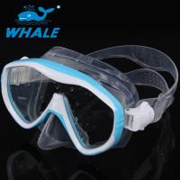 Low Profile Professional No Fog Dive Mask Manufactures