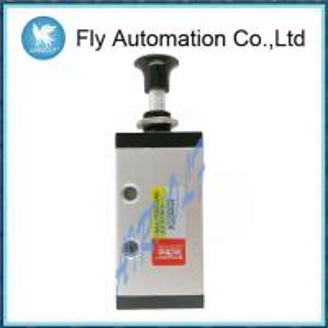 China Push Pull Pneumatic Control Valve , Xq Series Metallic Manual Air Control Valve on sale