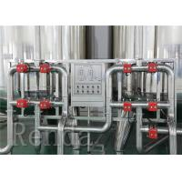 Customized Commercial Reverse Osmosis RO Water Treatment  Systems Purification Plant Stainless Steel Manufactures
