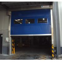 China High Frequent Outside High Speed Industrial  Doors Automatic Shutter on sale