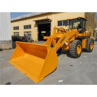 China Customized Long Arm Front End Wheel Loader 3.5 Ton 180L Fuel Tank Nylon Tires on sale