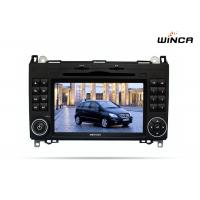 8 Core Android 6.1 Benz DVD Player Stereo 2000 - 2007 Mercedes B Class Gps Manufactures