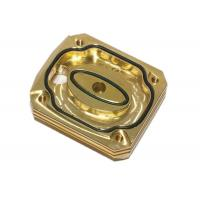 Brass Material Castings CNC Precision Machining Products Custom Machining Components Supplier Manufactures