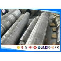 9Cr2Mo Grade High Speed Forged Steel Rolls Spline Structure EN Standard Manufactures