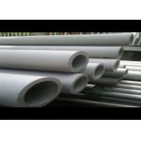 China ASTM 304 / 304L Stainless Steel Welded Tube With Bright Mirror Polished Flexible on sale
