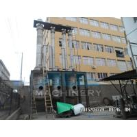Instant Coffee Water Concentration Four-Effect Falling Film Thermal Evaporator Manufactures