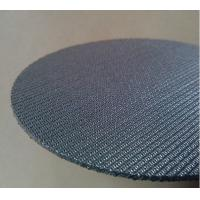 5 Layers Sintered Stainless Steel Filter Screen Plate High Filtering Accuracy Manufactures