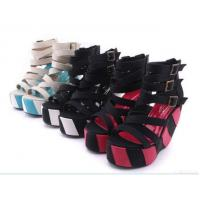 Quality Free Shipping Kvoll Lady's Sexy Buckle High Heels Platform Shoes Peep for sale