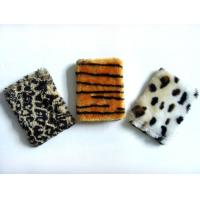 "3.5"" x 5.5"" Plush cover Journal for daily writing and note taking Manufactures"