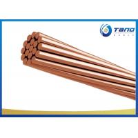 Buy cheap Durable Solid Copper Conductor / Stranded Copper Conductor BS 7884 Standard from wholesalers